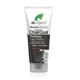 Dr. Organic Activaed Charcoal Purifying Face Wash