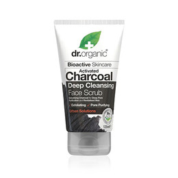Dr. Organic Activated Charcoal Deep Cleansing Face Scrub