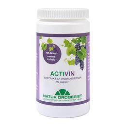 Natur Drogeriet Helsam ActiVin 50 mg 90 kaps.