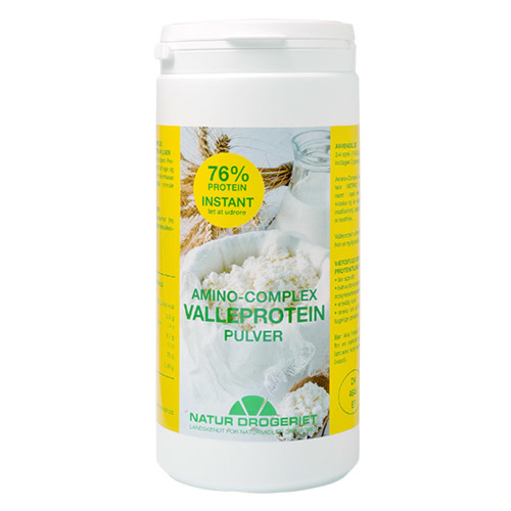 valleproteinpulver matas
