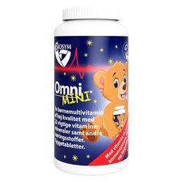 Biosym OmniMINI®  160 tyggetabl.