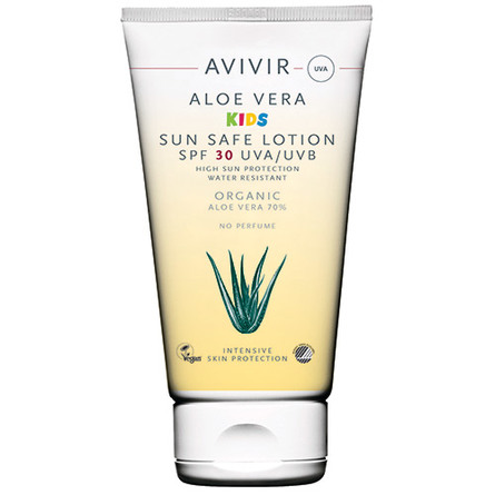AVIVIR Aloe Vera Kids Sun Safe Lotion SPF 30 150 ml