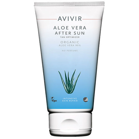 AVIVIR Aloe Vera After Sun Lotion Tan Optimizer 150 ml