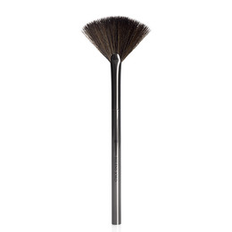 Nilens Jord Metallic Fan Brush 865