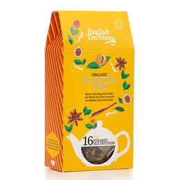 Black chai tea Ø