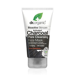 Dr. Organic Activated Charcoal Pore Cleansing Face Mask
