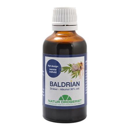 Natur Drogeriet Baldrian dråber 50 ml