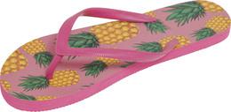 Laze Klipklap m print Pineapple 40-41