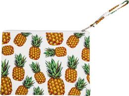 Luxury by Laze toilettaske stor m print pineapple