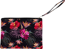 Luxury by Laze toilettaske stor m print flowers