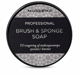 M.COSMETICS Professional Brush & Sponge Soap 30 g