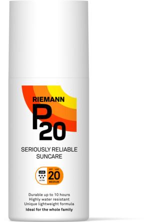 riemann p20 solcreme