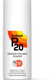 P20 Riemann P20 Solbeskyttelse Spray SPF 30 5 Star 200 ml