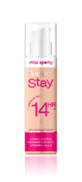 Miss Sporty miss sporty Perfect Stay Foundation 002