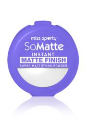 Miss Sporty miss sporty So Matte Powder 001 Universal