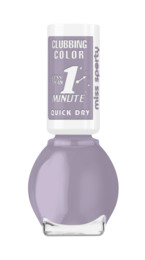 Miss Sporty miss sporty Clubbing Color nail 201 Creative mauve