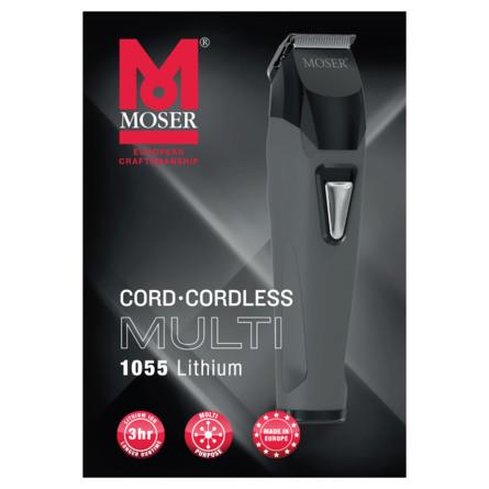 Moser Hårtrimmer Multi-Purpose Grooming Kit