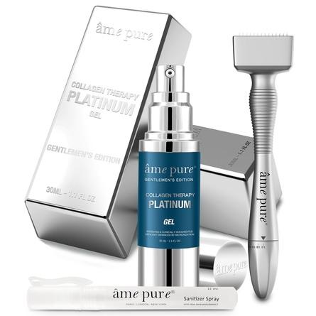 âme pure Adjustable Derma Stamp Platinum Gentlemen Kit