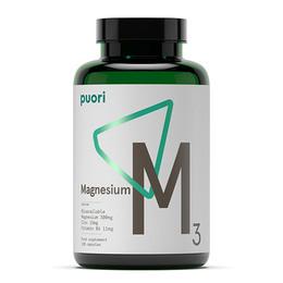 Magnesium M3 Puori 120 kapsler