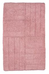Zone Bademåtte, rosa, 100% bomuld