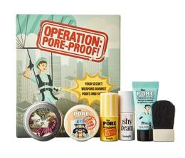 Benefit Cosmetics Operation: pore-proof!