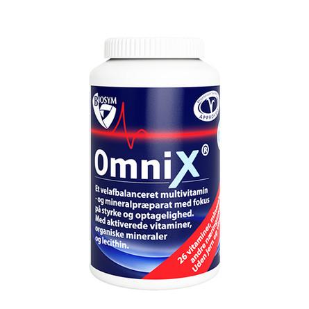 Biosym OmniX® 175 tabletter