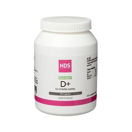 D3+ D-Vitamin 90 kap