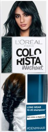 L'Oréal Paris Colorista Wash Out 19 Denim