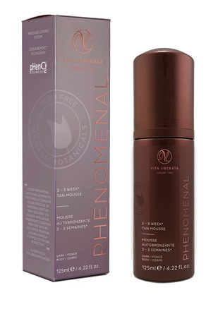 Vita Liberata Long Lasting Tan Mousse Dark