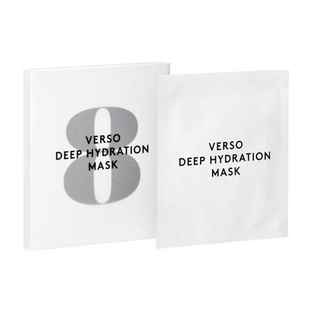 VERSO No. 8 Deep Hydration Mask 4 stk.