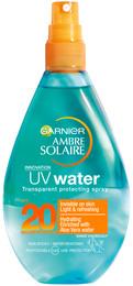 Ambre Solaire UV Water SPF 20, 150 ml