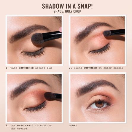 Smashbox Eye Shadow Trio 2.0 Tag Me
