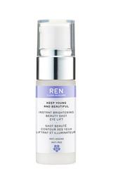 REN Clean Skincare Instant Brightening Beauty Shot Eye Lift 15 ml