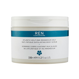 REN Clean Skincare Atlantic Kelp And Magnesium Anti-Fatigue Exfoliating Body Scrub 330 ml