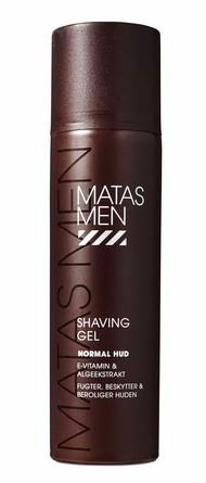 Matas Striber Men Shaving Gel til Normal Hud 200 ml