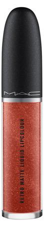 MAC Retro Matte Liquid Lipcolour Foiled