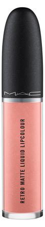 MAC Retro Matte Liquid Lipcolour Softly Rockin