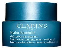 Clarins Hydra-Essentiel Cooling Gel Normal-Combination skin, 50 Ml