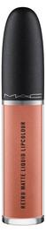 MAC Retro Matte Liquid Lipcolour Quarzette