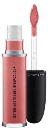 MAC Retro Matte Liquid Lipcolour Gemz & Roses