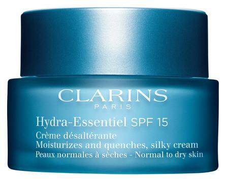 Clarins Hydra-Essentiel SPF15 Cream Normal-Dry skin, 50 Ml