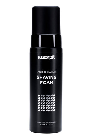 Razorpit Anti irritation barberskum
