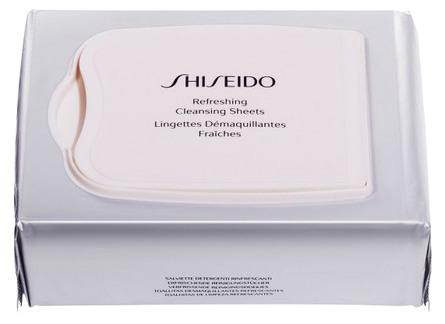 Shiseido Generic Skincare Refreshing Cleansing Sheets 30 stk.