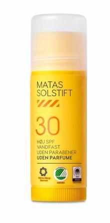 Matas Striber Solstift SPF 30 15 ml