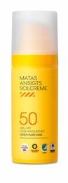 Matas Striber Ansigtssolcreme SPF 50 50 ml