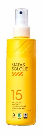 Matas Striber Sololie SPF 15 200 ml