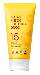 Matas Striber Kids Sollotion SPF 15 80 ml