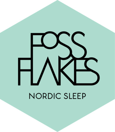 Fossflakes SideSleeper Pude inkl. Cover