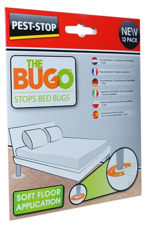 Pest-stop Pest-Stop The Bugo klisterfælde til gulvtæpper