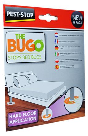 Pest-stop Pest-Stop  The Bugo klisterfælde til trægulv